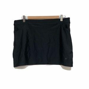Hapari Swim Straight Skirt in Black Sz XL NWT